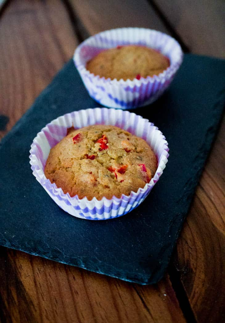Aamiais- muffinit