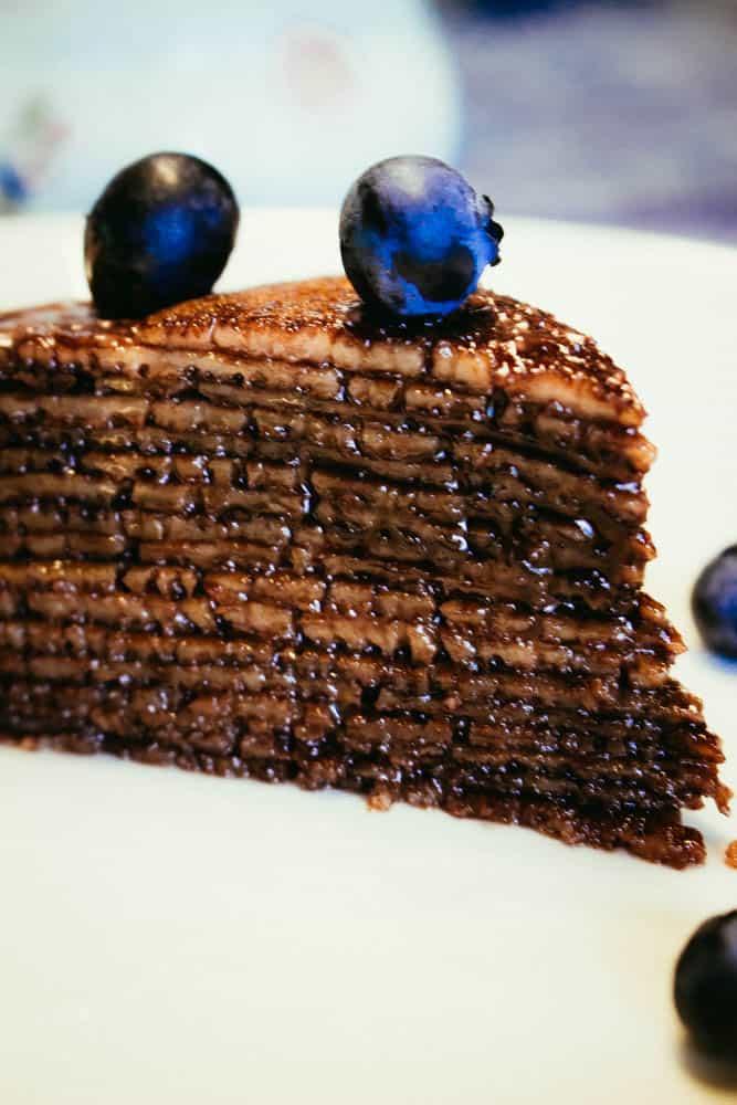 Suklainen lettu- kakku