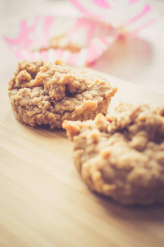 Jauhottomat banaani- muffinssit