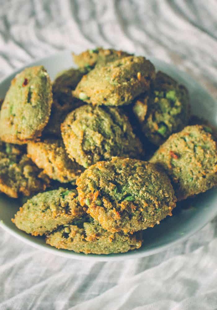 Herne- falafelit