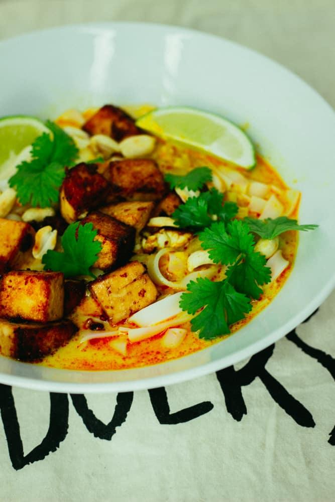Tofu khao soi